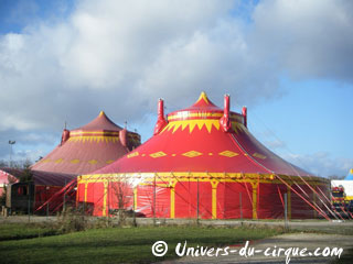 anniversaire cirque saint jean de braye